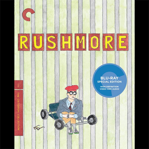 blu rushmore DVD/Blu ray Breakdown: November 22, 2011