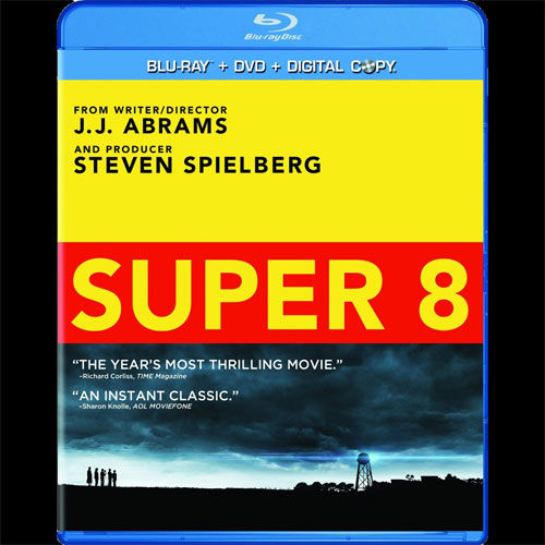 blu super 8 DVD/Blu ray Breakdown: November 22, 2011