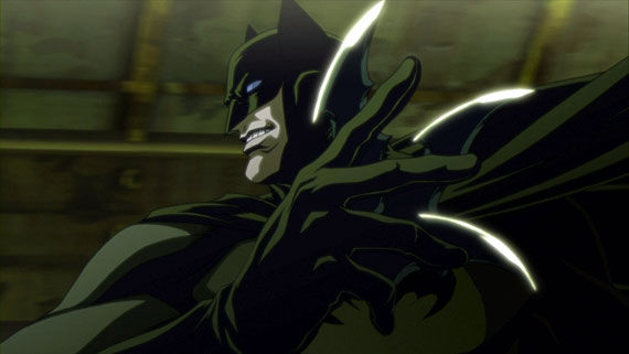 bmgkpic1 Batman: Gotham Knight Review