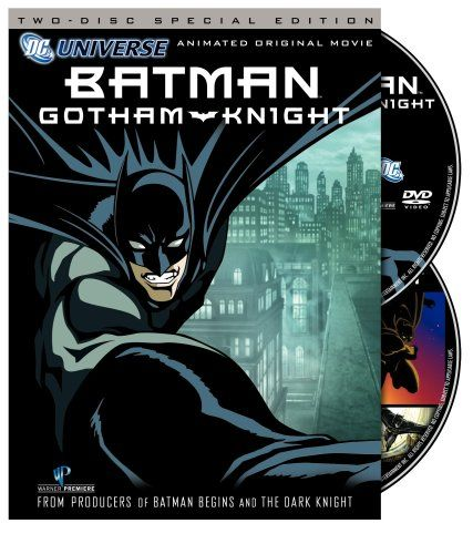bmgkpic3 Batman: Gotham Knight Review