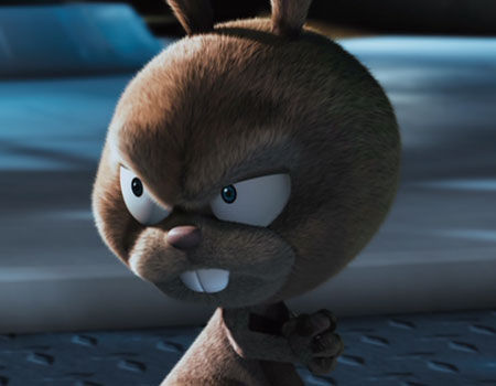 Boingo from Hoodwinked - 10 Badass Rabbits (That Aren't the Easter Bunny)
