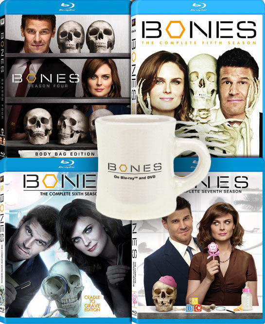 bone contest SR Giveaway: Win a Bones Blu ray Prize Pack