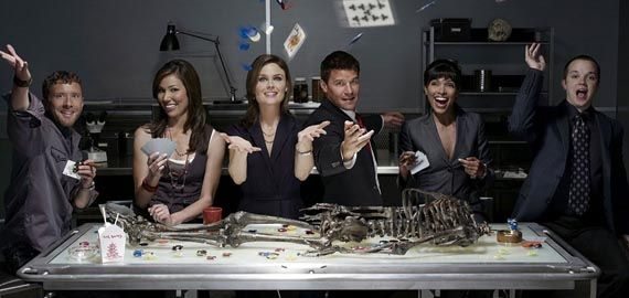 bones cast renewed season 7 Fox Renews Bones For Season 7