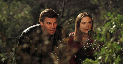 bones witch peeping booth Bones Producer Talks Forensics, Relationships & More