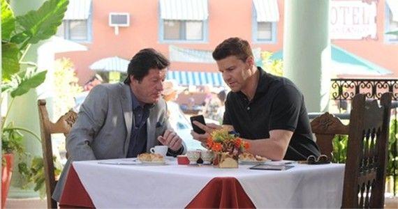 bones season 9 episode 7 Booth Breakfast Bones Honeymoon Is All Work and No Play