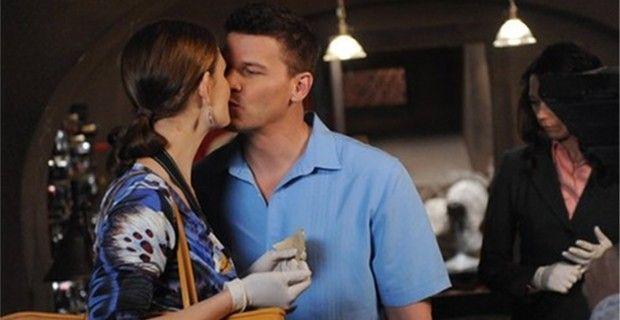 bones season 9 episode 7 Booth Brennan feature Bones Honeymoon Is All Work and No Play