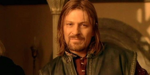 Sean Bean Lord Of The Rings Tattoo