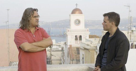Paul Greengrass and Matt Damon in talks for Bourne 5