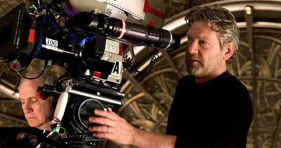 branagh1 Kenneth Branagh to Direct Disneys Cinderella