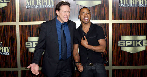 brandon t jackson judge reinhold Beverly Hills Cop Pilot to Reunite Judge Reinhold & Eddie Murphy