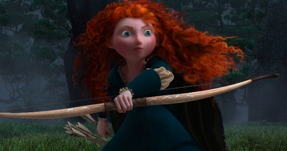 brave movie image Brave Interview: Director Mark Andrews on Pixars Princess Tale & Annoying Teenagers