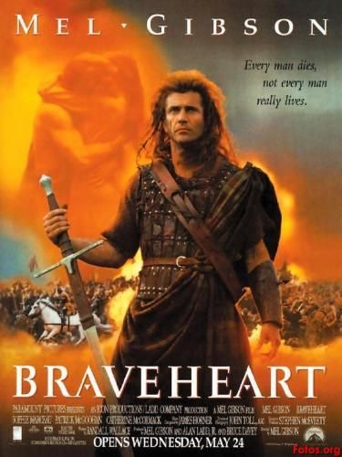 braveheart For July 4th: Three Movies That Represent The American Spirit