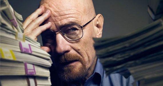 breaking bad bryan cranston Bryan Cranston Responds to Lex Luthor Casting Rumors: This Is All News to Me