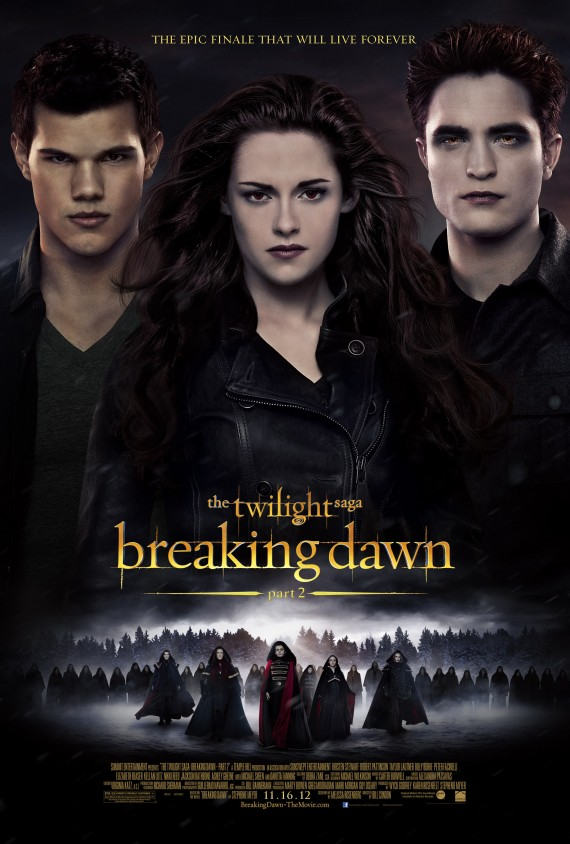Breaking Dawn   Part 2 Featurette & Poster: The Tale of Bella Swan Reaches Its End