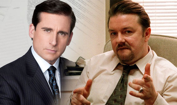 brent office Ricky Gervais WILL Appear Stateside In The Office