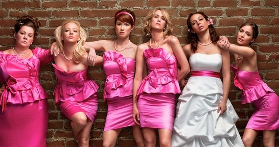 bridesmaids movie gals The Heat Director Paul Feig Developing Female Spy Comedy Susan Cooper