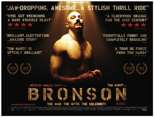 bronson movie Bronson   The Movie (No Not THAT Bronson)
