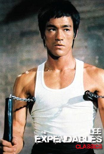 The Expendables Classic Members Edition - Bruce Lee