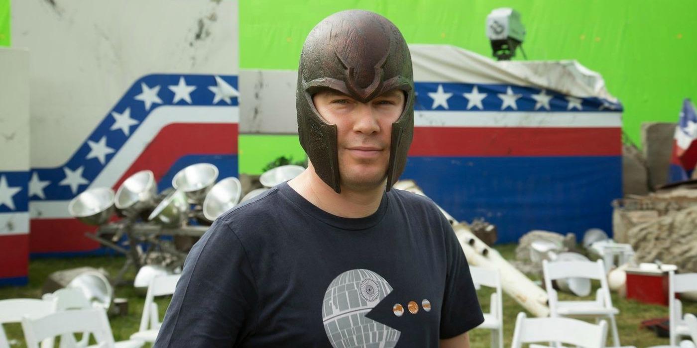 Bryan Singer as Magneto X-Men