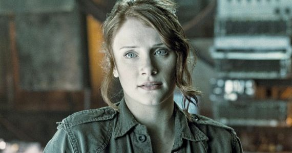 bryce dallas howard jurassic world cast Jurassic World: Chris Pratt Confirms Lead Role & Character Details