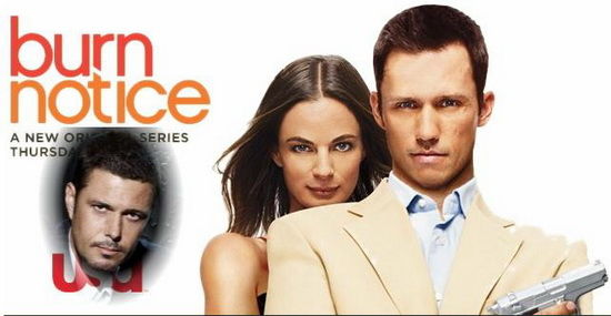 burn notice 03 Tony Almeida To Guest Star On Burn Notice