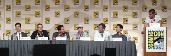 burn notice comic con 2009 panel Burn Notice Panel   Comic Con 2009