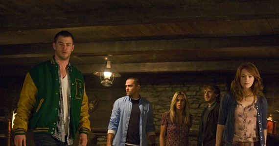 Cabin in the Woods Trailer: Evil Dead By Way of Joss Whedon