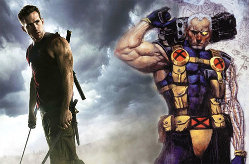 cable and deadpool ryan reynolds Ryan Reynolds: Deadpool Movie Just Like The Comics
