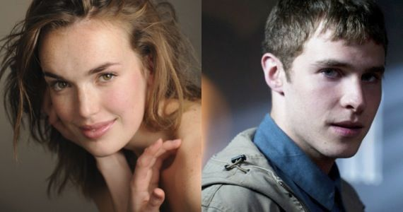 caestecker henstridge shield tv show Joss Whedons S.H.I.E.L.D. TV Show Secures Two More Agents