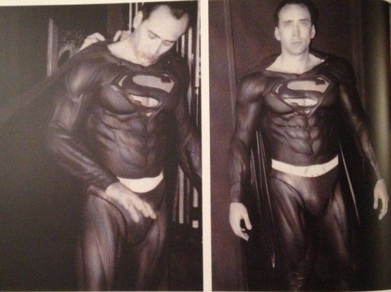 cage superman 570x426 Nicolas Cage as Superman