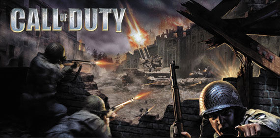 call of duty logo world war 2 Call of Duty Movie Coming Our Way?