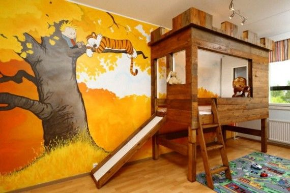 calvin and hobbes nursery 570x380 SR Geek Picks: Game of Thrones Autotune, Iron Dude, Bros Parody of Girls and More