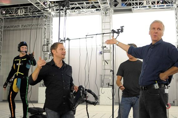 cameron avatar day James Cameron Talks Avatar Sequels, Cleopatra And More [UPDATED]