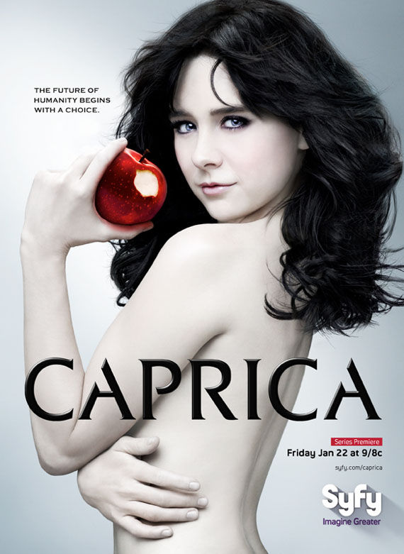 caprica zoe poster Poster Friday: Avatar, Kick Ass, Lost, Salt & More!