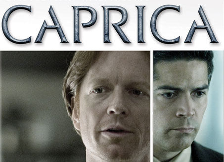 caprica TV News & Notes: Caprica, Smallville & More