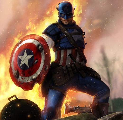 captain america chris evans header Dodged Bullets: 14 Actors Who Were Almost Superheroes