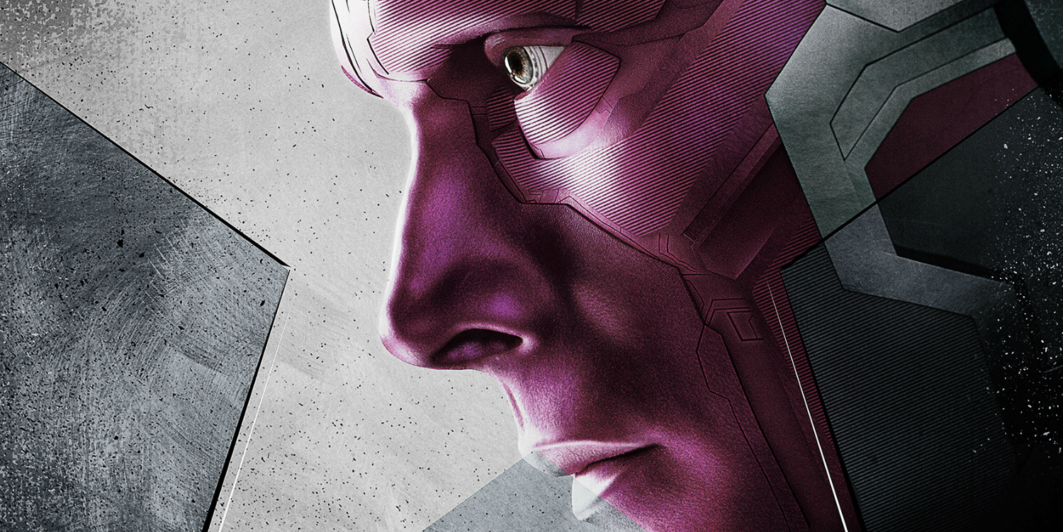 Captain America: Civil War - Vision