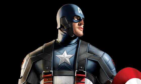 captain america costume 12 Iconic Movie Character Costumes