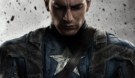 captain america first avenger movie trailer Captain America: The First Avenger Trailer
