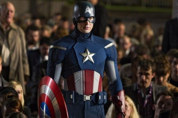 captain america loki avengers 570x379 Captain America 2 To Feature Secret Avengers Costume? [Updated]