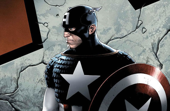 captain america movie costume Captain Americas Movie Costume Details