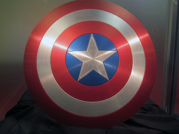 captain america shield front 12 Iconic Movie Character Costumes