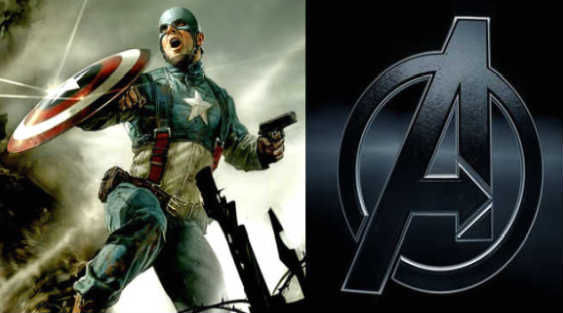 captain america the avengers logo The Avengers Will Have Multiple Female Characters; New Captain America Set Images