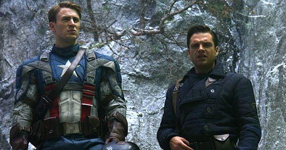 Gorgeous Captain America Movie Stills