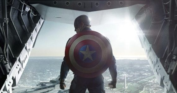 captain america winter soldier poster trailer New Captain America: The Winter Soldier Poster; Teaser Trailer Arrives This Week