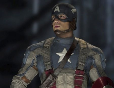 captain america movie chris evans
