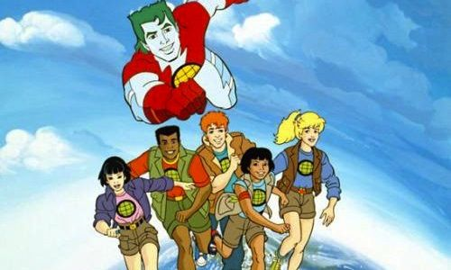 captain planet and planeteers movie Captain Planet Movie Being Developed By Transformers Producer