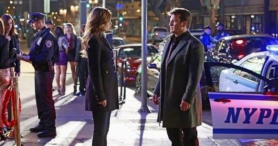 castle season 5 episode 12 Castle Beckett Castle Season 5, Episode 12: Fathers and Daughters