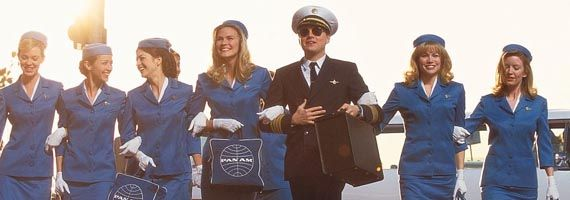 catch me if you can leo stewardesses Christina Ricci May Join ABCs Pan Am Pilot