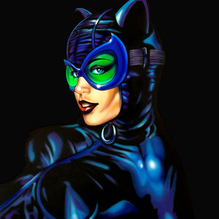 catwoman 450x450 Emily Blunt Dumped Captain America for Batman 3?